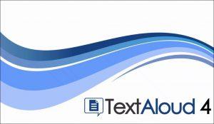 NextUp TextAloud 4.0.49 Crack Free Download