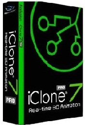 Reallusion IClone Pro 7.72.3818.1 Crack Free Download