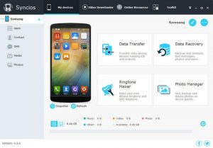 Syncios Manager Pro Ultimate 6.6.8 Crack Download