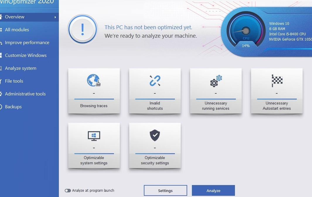 Ashampoo WinOptimizer Crack Key Free Download