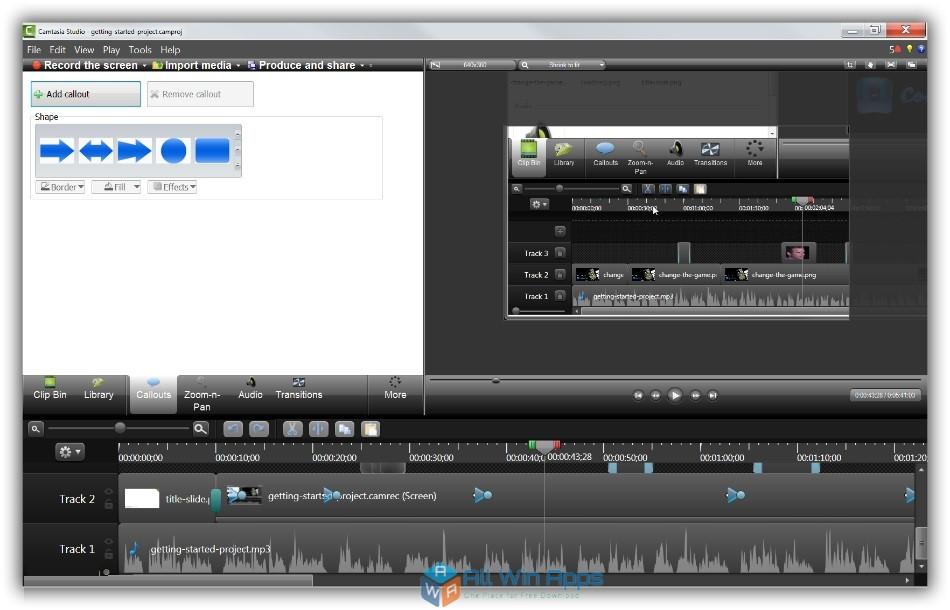 Camtasia Studio KeygenCrack Free Download