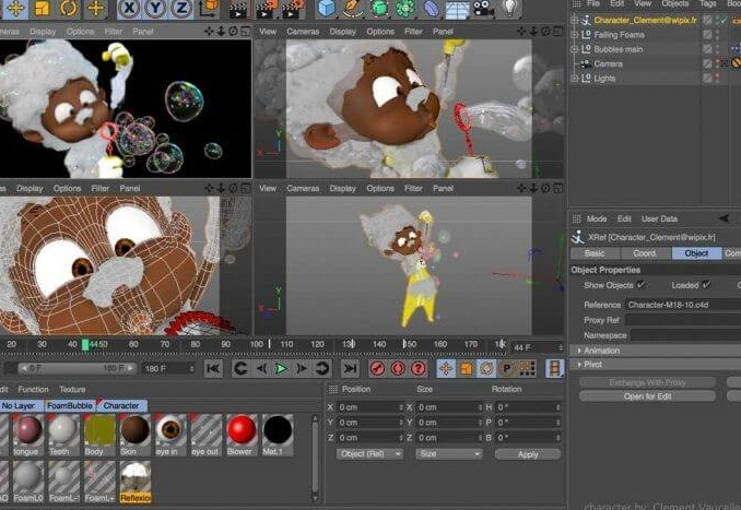 Maxon CINEMA 4D Studio Full Crack Download