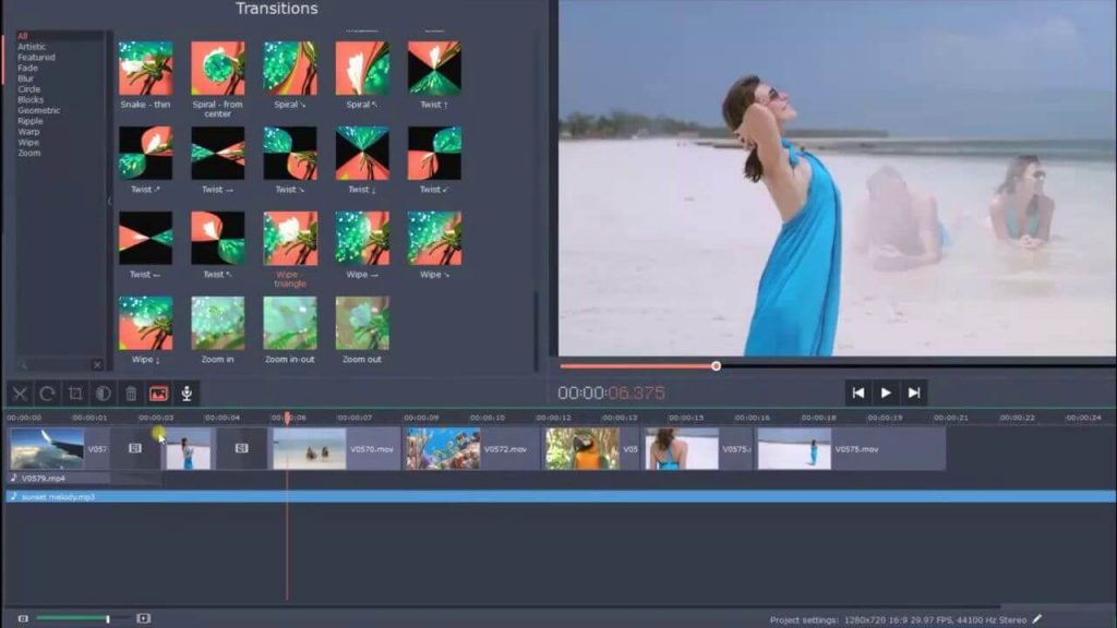 Movavi Video Editor 14.5.0 Crack Free Download