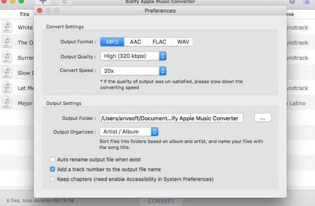 Sidify Music Converter 2.0.6 Crack Free