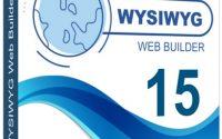 WYSIWYG Web Builder 15.4.2 Full Crack Download