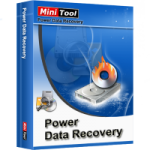 giveaway minitool power data recovery 7 0 free license