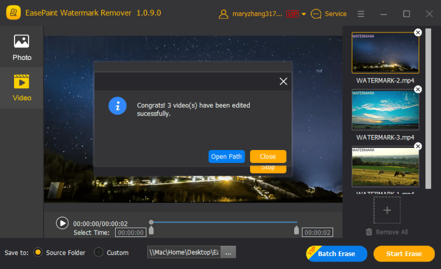 EasePaint Watermark Expert 2.0.2.1 Crack Full Download