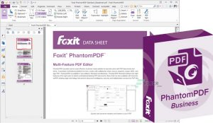 Foxit PhantomPDF Business 10.0.1.35811 Full Version Download