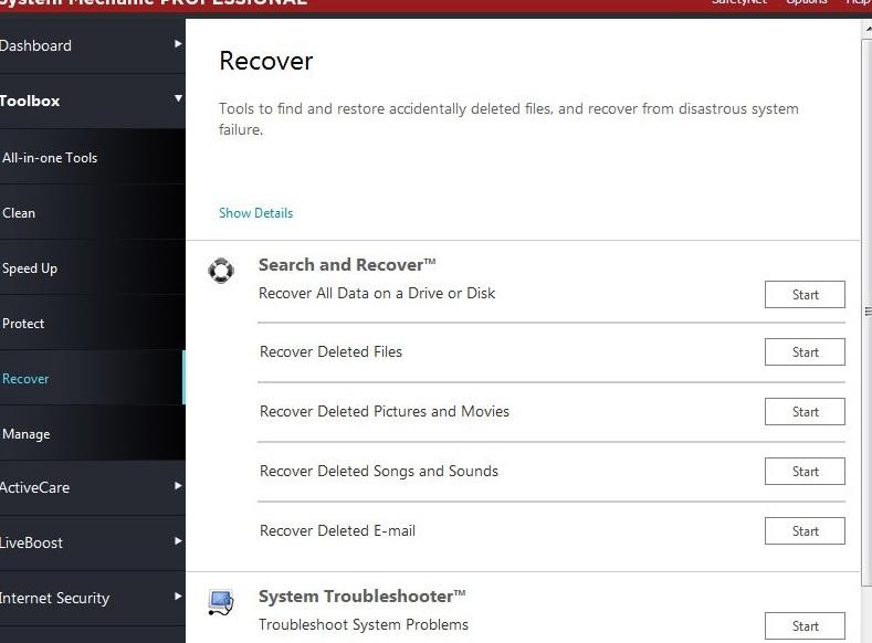 System Mechanic 18 Crack Download