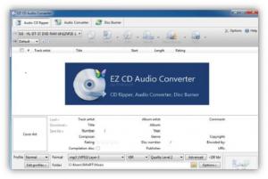 EZ CD Audio Converter 9.1.5.1 Crack & Activation Key Download