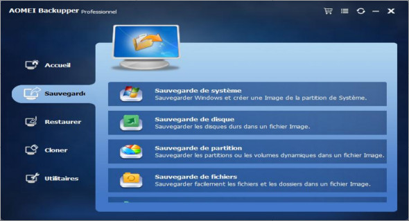 AOMEI Backupper Professional 5.9.0 Full Version Crack Free Download