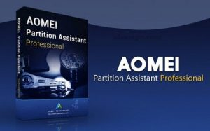 AOMEI Partition Assistant 8.10 Crack Free Download