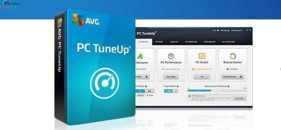 AVG PC TuneUp 2020 20.1 Key Build 1997 Crack Download