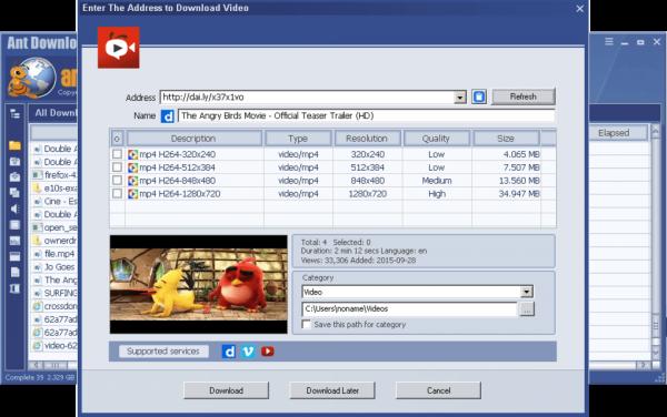 Ant Download Manager Pro 1.19.5 Crack Download