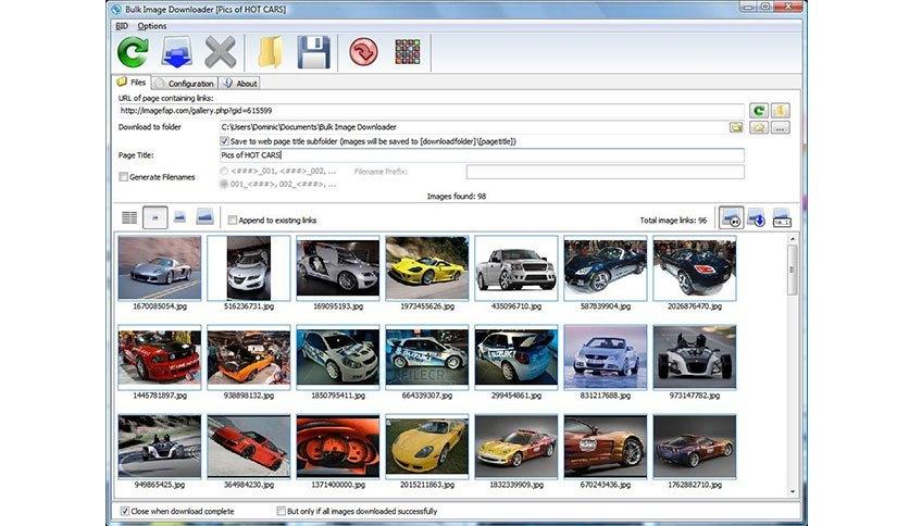 Bulk Image Downloader 5.77.0 Crack Free Download