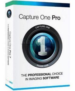 Capture One 20 Pro 13.1.2.35 Crack Free Download