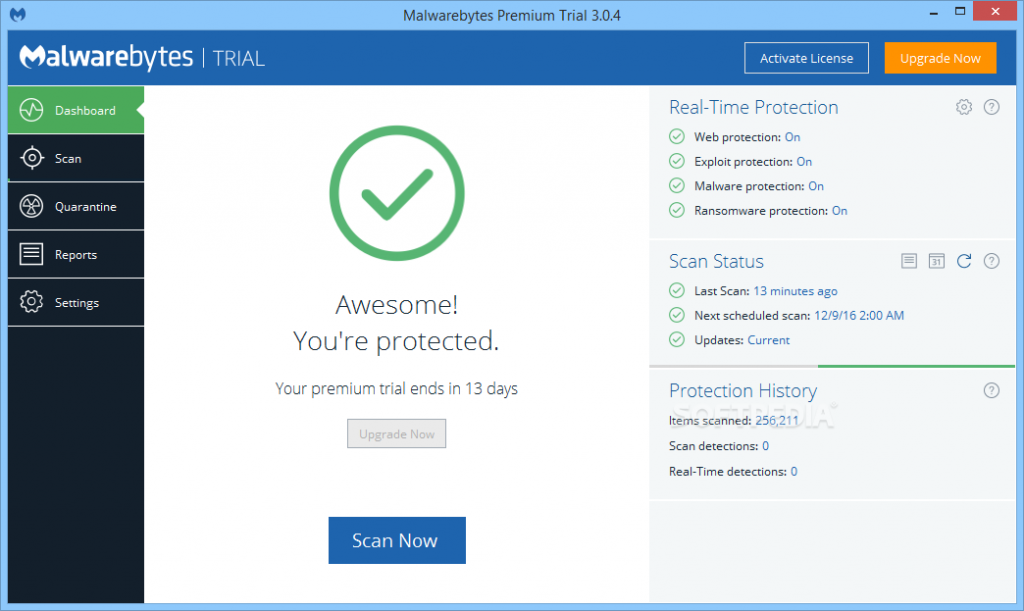 Malwarebytes Premium 4.2.0.82 Crack Free Download