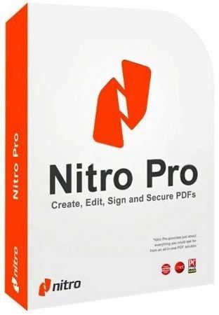 Nitro Pro Enterprise 13.24.1.467 Crack With Patch Download