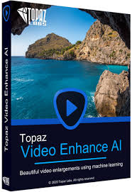Topaz Video Enhance AI 1.5.1 Crack Free Download