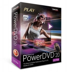 CyberLink PowerDVD Ultra 20 Crack With Keygen Download [2020]
