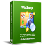 WinSnap Crack 5.2.+ Keygen + Serial Number Download
