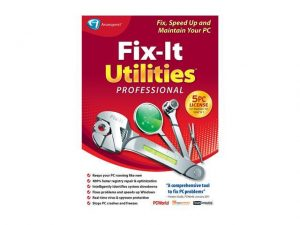 Fix-It Utilities Professional 15.6.32.12 Crack + Keygen Latest Download