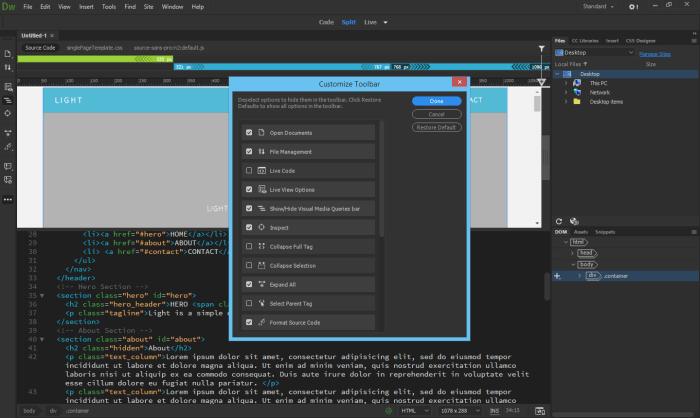 Adobe Dreamweaver 2020 v21.0.0.15392 Crack Latest Version Download