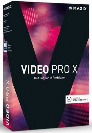 MAGIX Video Pro X12 v18.0.1.89 Crack + Serial Key Download