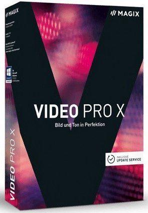 MAGIX Video Pro X12 v18.0.1.89 Crack + Serial Key Download