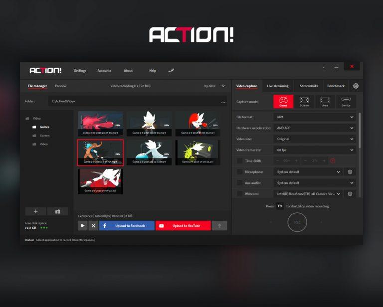 Mirillis Action! 4.12.2 Crack With Registration Code Generator Download
