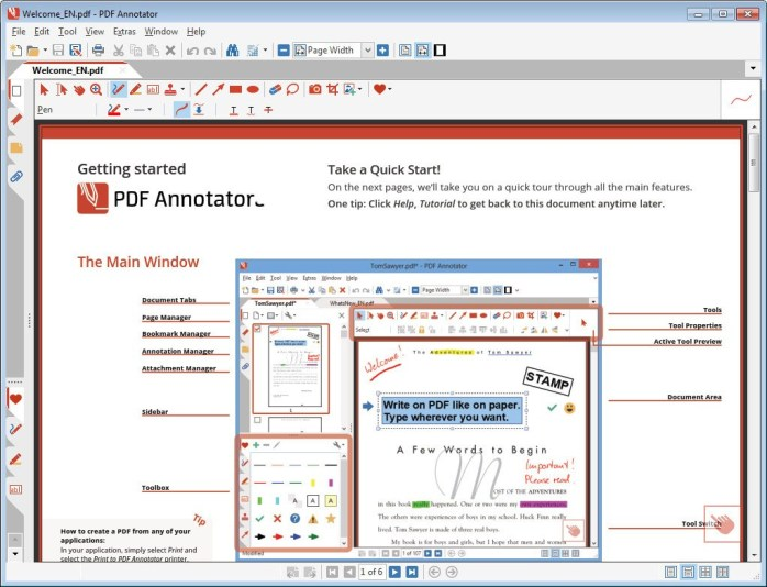 PDF Annotator 8.0.0.812 Crack With Patch Free Download