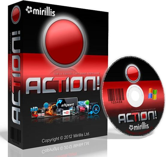 Mirillis Action! 4.12.2 Crack With Registration Code Generator Download