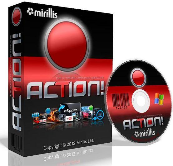Mirillis Action!