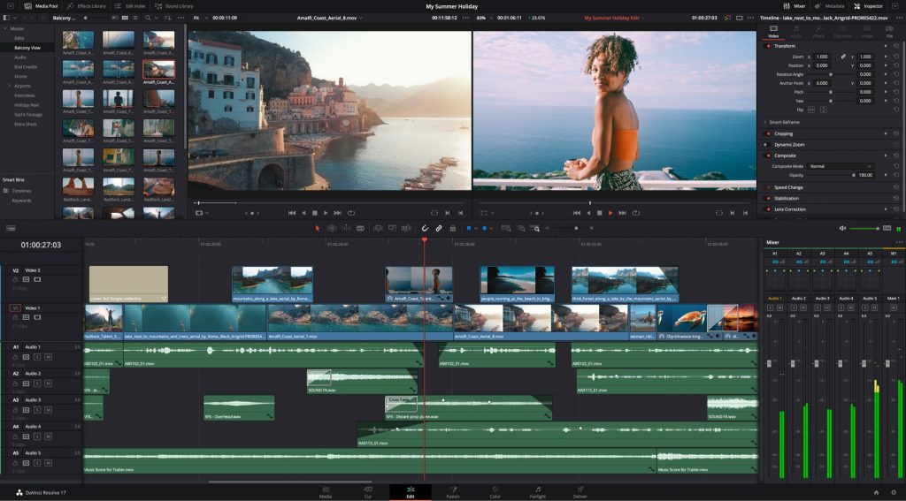 Davinci-Resolve-Crack + Setup Free Download 2021