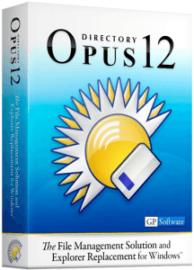 Directory Opus Pro 12.22 Crack + Patch Free Download