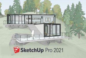 Google SketchUp Pro 2021 v21.0.339 Crack + Setup Free Download