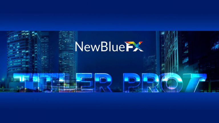 NewBlueFX Titler Pro 7 Ultimate Crack + Keygen Free Download