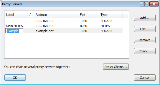 Proxifier 4.03 Full Version Crack Free Download
