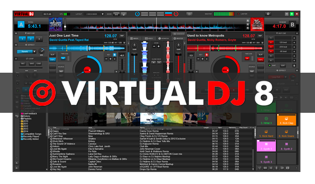 Virtual DJ Pro Infinity 8.5.6156 Crack + Keygen Download