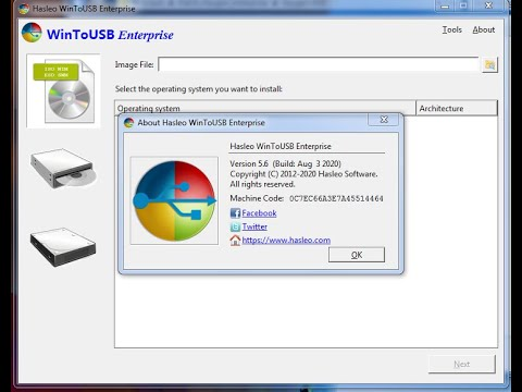 WinToUSB Enterprise 5.8 Crack With Serial Key Free Download 2021