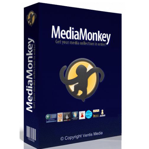 MediaMonkey Gold 5.0.0.2299 Crack + License Key Free