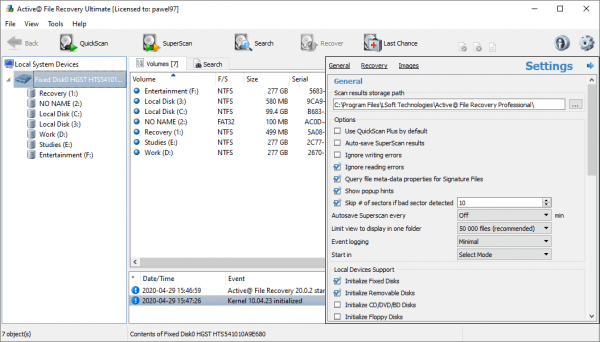 Active File Recovery 21.0.2 Crack 2021 Free