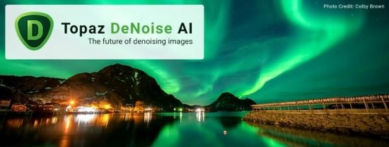 Topaz DeNoise AI 3.0.1 Crack & Serial Key Free
