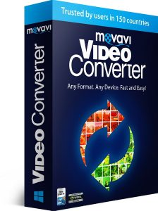 Movavi Video Converter 21.3.0 Crack Download