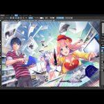 MediBang Paint Pro 27.0 free download latest version 2021
